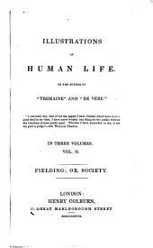 Illustrations of Human Life: Volume 2