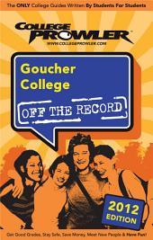 Goucher College 2012
