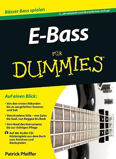 E Bass Fur Dummies PDF