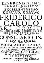 Tractatus Juridicus De Feudis Praecipue Imperii Romano-Germanici