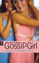 Gossip Girl   Liebt er mich  Liebt er dich  PDF