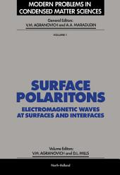 Surface Polaritons