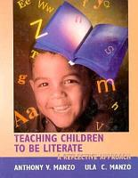 Teaching Children to be Literate PDF