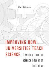 Improving How Universities Teach Science Book PDF