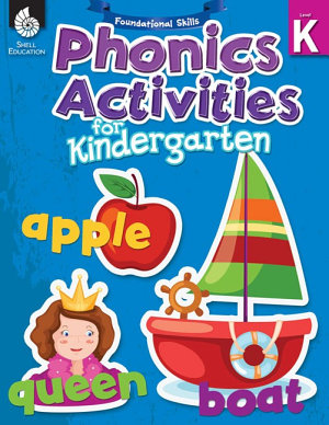 Foundational Skills  Phonics for Kindergarten