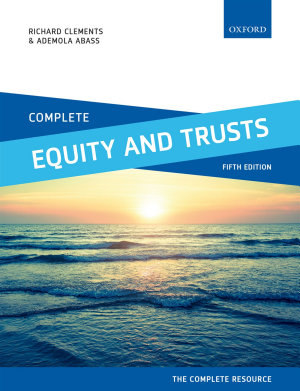 Complete Equity and Trusts PDF