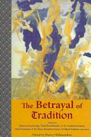 The Betrayal of Tradition PDF
