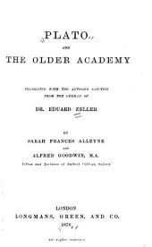 Plato and the Older Academy