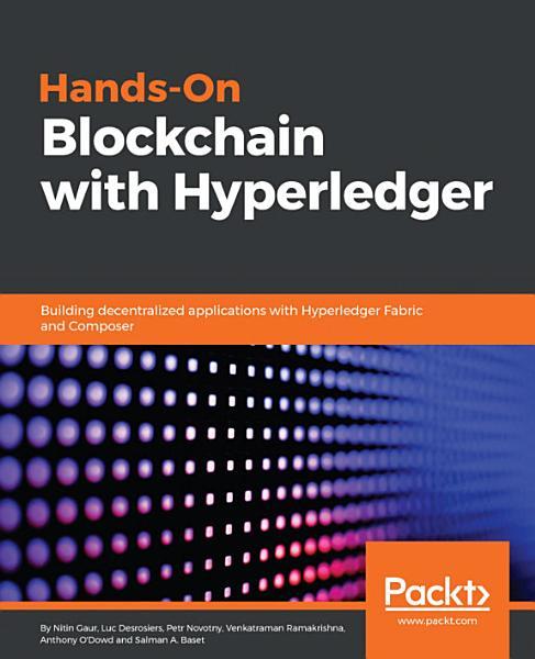 Hands On Blockchain with Hyperledger PDF