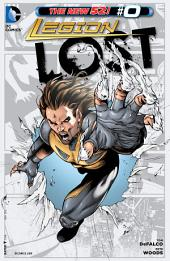 Legion Lost (2012-) #0