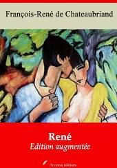 René: Nouvelle édition augmentée
