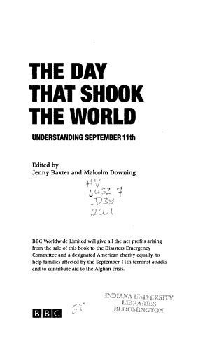 The Day that Shook the World PDF