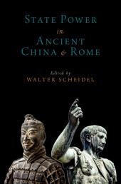 State Power in Ancient China and Rome