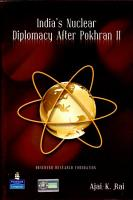 India s Nuclear Diplomacy After Pokhran II PDF