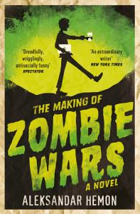 The Making of Zombie Wars Book