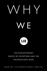 Why We Lie Book