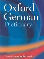 Oxford German Dictionary PDF