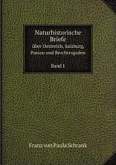 Naturhistorische Briefe