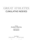 Great Athletes PDF