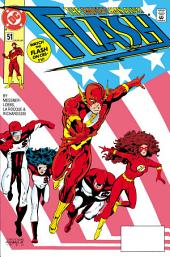 The Flash (1987-) #51