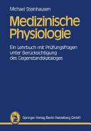 Medizinische Physiologie PDF