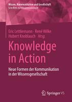 Knowledge in Action PDF