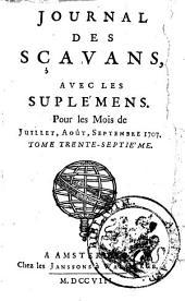 Journal des sçavans: Volume46