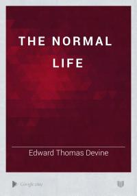 The Normal Life Book