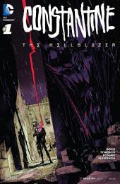 Constantine: The Hellblazer (2015-) #1