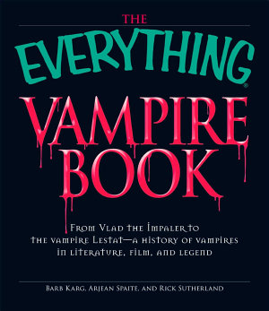 The Everything Vampire Book PDF