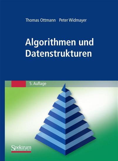 Algorithmen und Datenstrukturen PDF