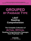 Grouped by Passage Type