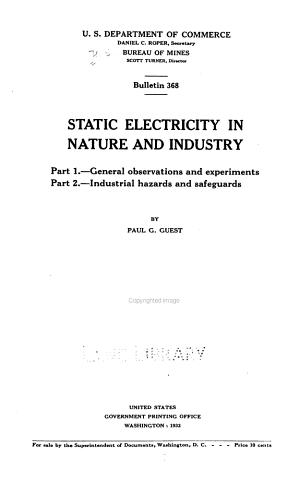 Bulletin  United States  Bureau of Mines   no  368  1933 PDF