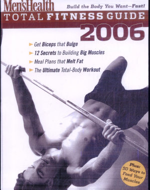 Mens Health Total Fitness Guid 2006