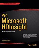 Pro Microsoft HDInsight PDF