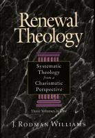 Renewal Theology PDF