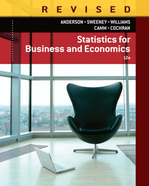 Statistics For Business Economics Revised