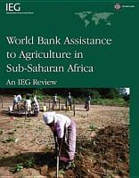World Bank Assistance to Agriculture in Sub Saharan Africa PDF
