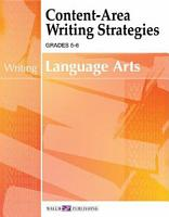 Content area Writing Strategies For Language Arts PDF