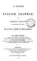 A system of English grammar PDF
