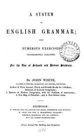 A system of English grammar