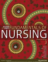Kozier   Erb s Fundamentals of Nursing Australian Edition PDF