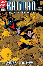 Batman Beyond (1999-) #20