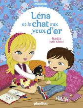 Léna et le chat aux yeux d'or: Minimiki Fiction