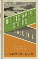 Old Testament Stories from the Back Side PDF