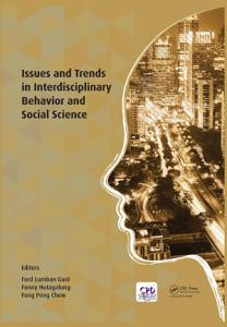 Issues and Trends in Interdisciplinary Behavior and Social Science PDF