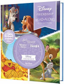 Disney Friendship  Read Along Storybook and CD Collection  3 in 1 Deluxe Bind up  PDF