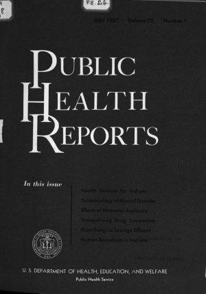 Health Services Reports PDF