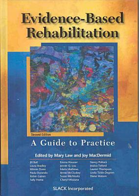 Evidence based Rehabilitation PDF