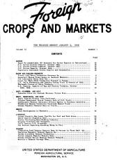 Foreign Crops and Markets PDF